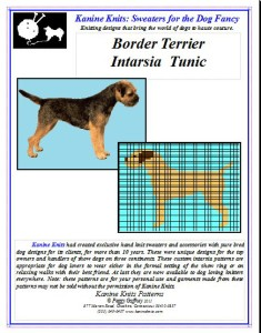 BorderTerrierPatternPhoto