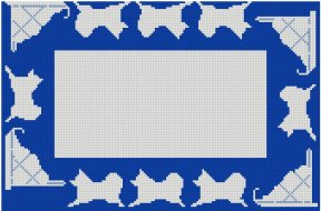 Samoyed_sledding_cross_stitch